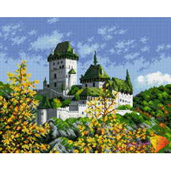 Diamond painting kit Toscana 1 AZ-1106