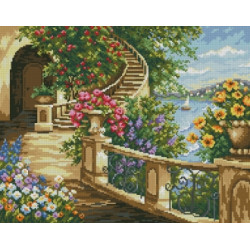 Diamond painting kit Toscana 2 AZ-1107