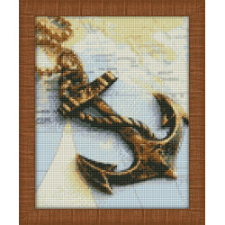 Diamond painting kit Cherries AZ-1116