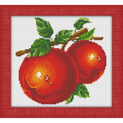 Diamond painting kit Colourful Bouquet AZ-1126
