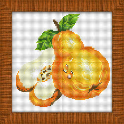 Diamond painting kit Tulips AZ-1128