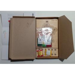 siuvinėjimo rinkinys Širdelė S6205
