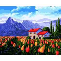 Japanese Garden S/LP027