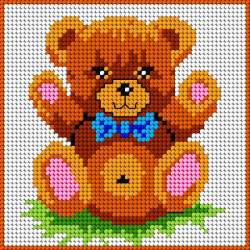 Diamond Painting kit Rabbit AZ-1082