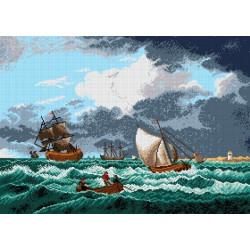 Diamond painting kit Bells AZ-3013