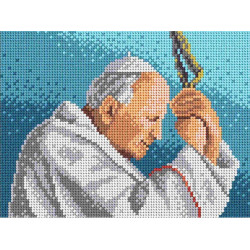 Diamond painting kit New Year Candels AZ-3014