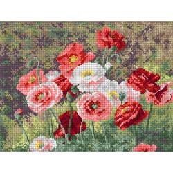 Diamond painting kit Lion Constellation AZ-3020