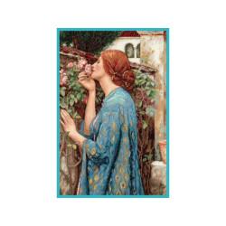 Diamond painting kit Tiger AZ-3027