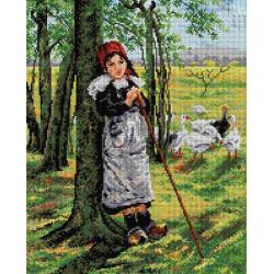 Diamond Painting Kit Dolphins AZ-498
