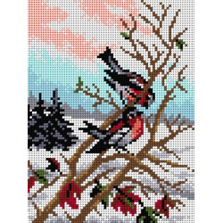 Diamond Painting Kit Icon Lady of the Gate of Dawn AZ-5023