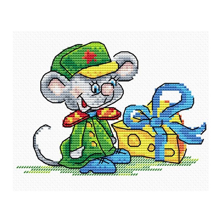 Įrėmintas veidrodis 8490R810 5*7