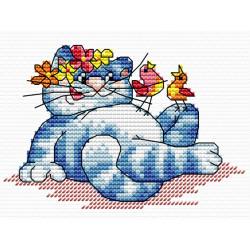 Įrėmintas veidrodis P8528G1 7*7