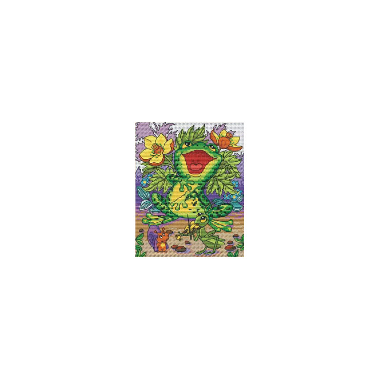 Deimantines mozaikos rinkinys ant fanero WW051