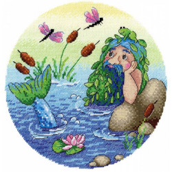 Tulips. Light Pink S2-42
