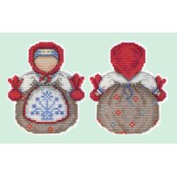 Пурпурные Маргаритки WD2306