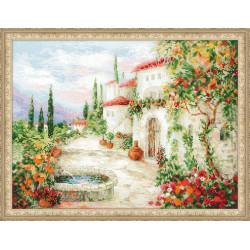 Bird in the Garden AZ-1743