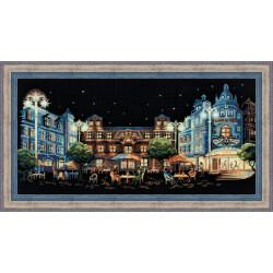 World Map AZ-1747
