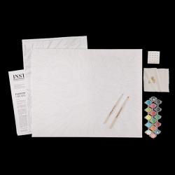 WIZARDI 3D modeliai iš popieriaus PP-1OLP-WHT