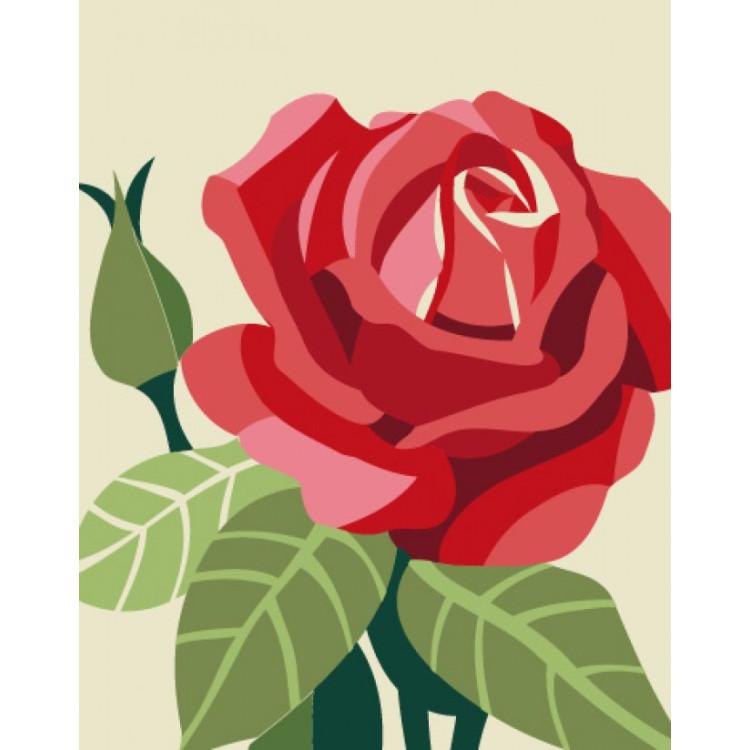 Įrėmintas veidrodis VY5216-G38 40x60cm