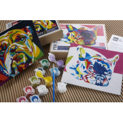 "Embroidery Sofa Stand ""Premium"" with Supports IM001-M1"