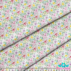 Watercolor Flowers SZX011
