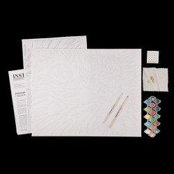 Wizardi 3D Papercraft Kit Bulldog PP-2BMA-GLD