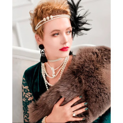 Wizardi Painting by Numbers Kit Golden Autumn 40x50 cm A089