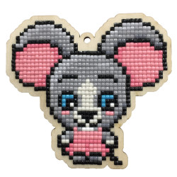 Yellow-Eyed Kitten AZ-1807