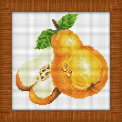 Картина стразами «Распустившийся тюльпан» AZ-1128