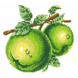 Diamond painting kit Butterfly on the Flower AZ-1129