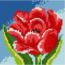 Картина стразами «Рисунок бабочки» AZ-1130