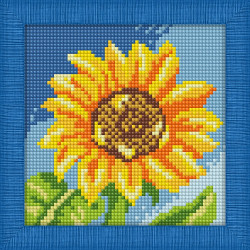 Diamond painting kit Mountain Landscape AZ-1137