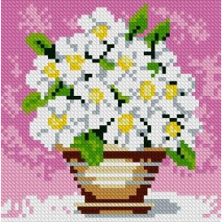 (Discontinued) Diamond Painting Kit Dalmatian AZ-114
