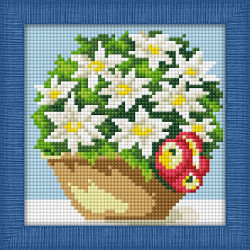 Diamond painting kit Fishing time AZ-1145