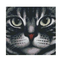 (Discontinued) Diamond painting kit The Pier AZ-1153