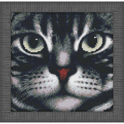 (Discontinued) Diamond painting kit Sunset on the Coast AZ-1154