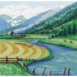 Summer Tenderness 40x50 cm B106