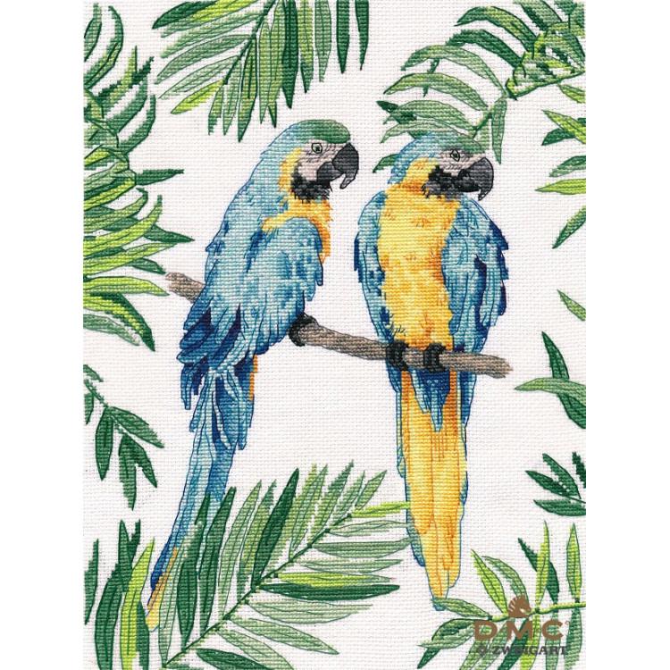Fairytale House 40x50 cm A121