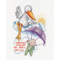 Cornflower Field SM-528