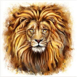 (Discontinued) Diamond painting kit White Roses AZ-1203