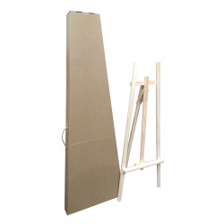 Įrėmintas veidrodis V5717G93A34 30x40cm
