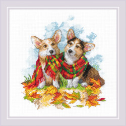 AEROFIL N120; sew thread M9124/8111