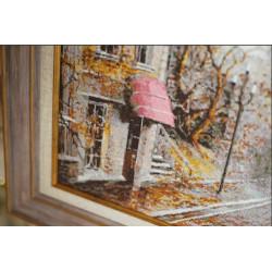 AEROFIL N120; sew thread M9124/8201