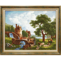 AEROFIL N120; sew thread M9124/8450