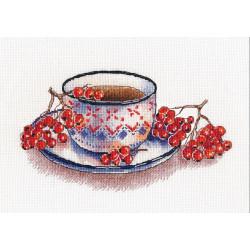 AEROFIL N120; sew thread M9124/8510