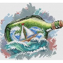 AEROFIL N120; sew thread M9124/8660