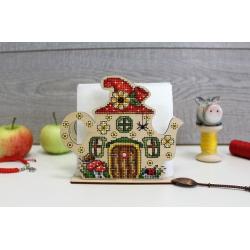 AEROFIL N120; sew thread M9124/8722