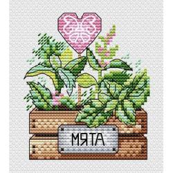 AEROFIL N120; sew thread M9124/8755
