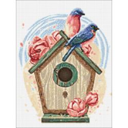 AEROFIL N120; sew thread M9124/8880