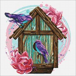 AEROFIL N120; sew thread M9124/8890